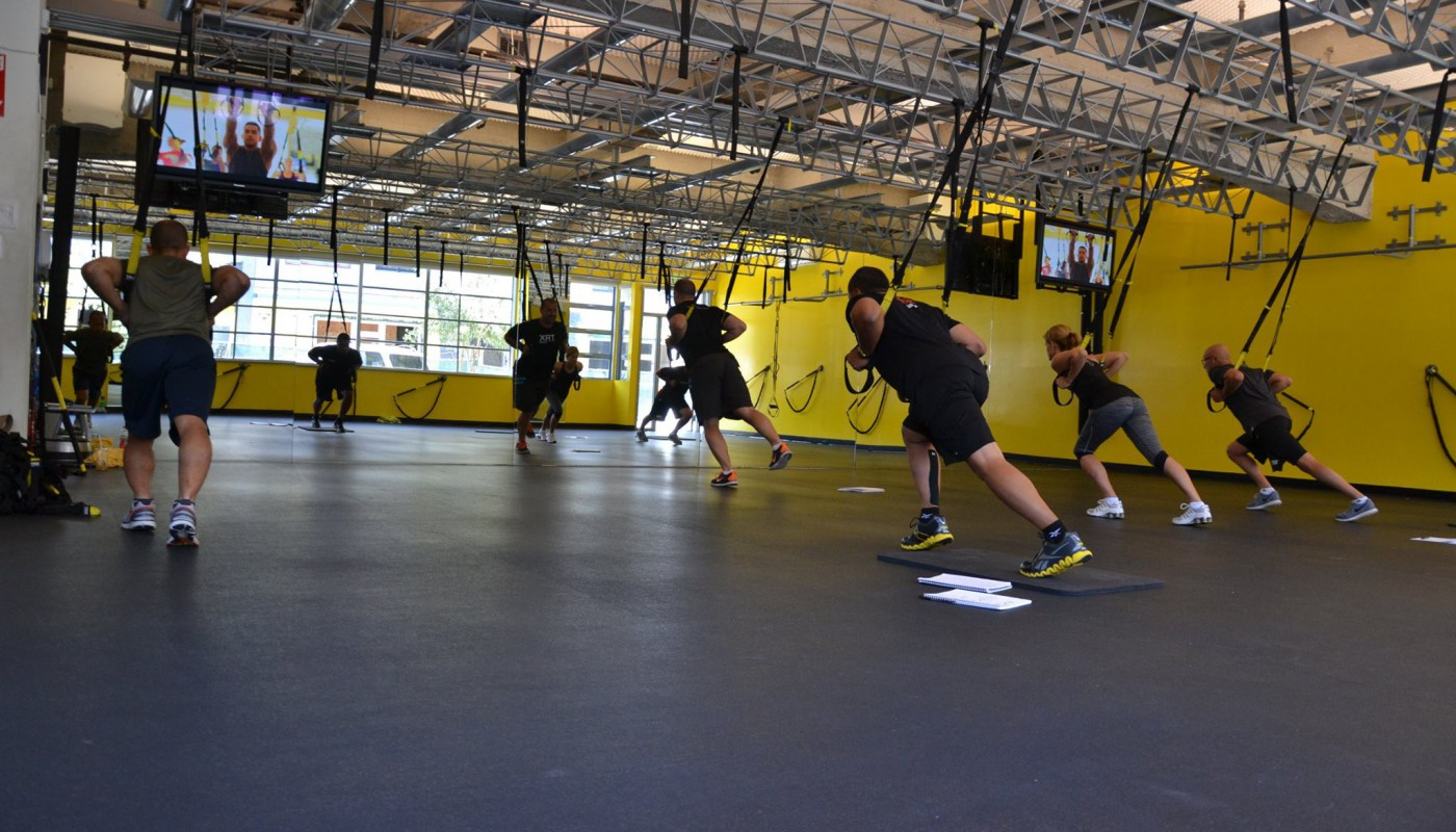 TRX Force Level2 Training Course