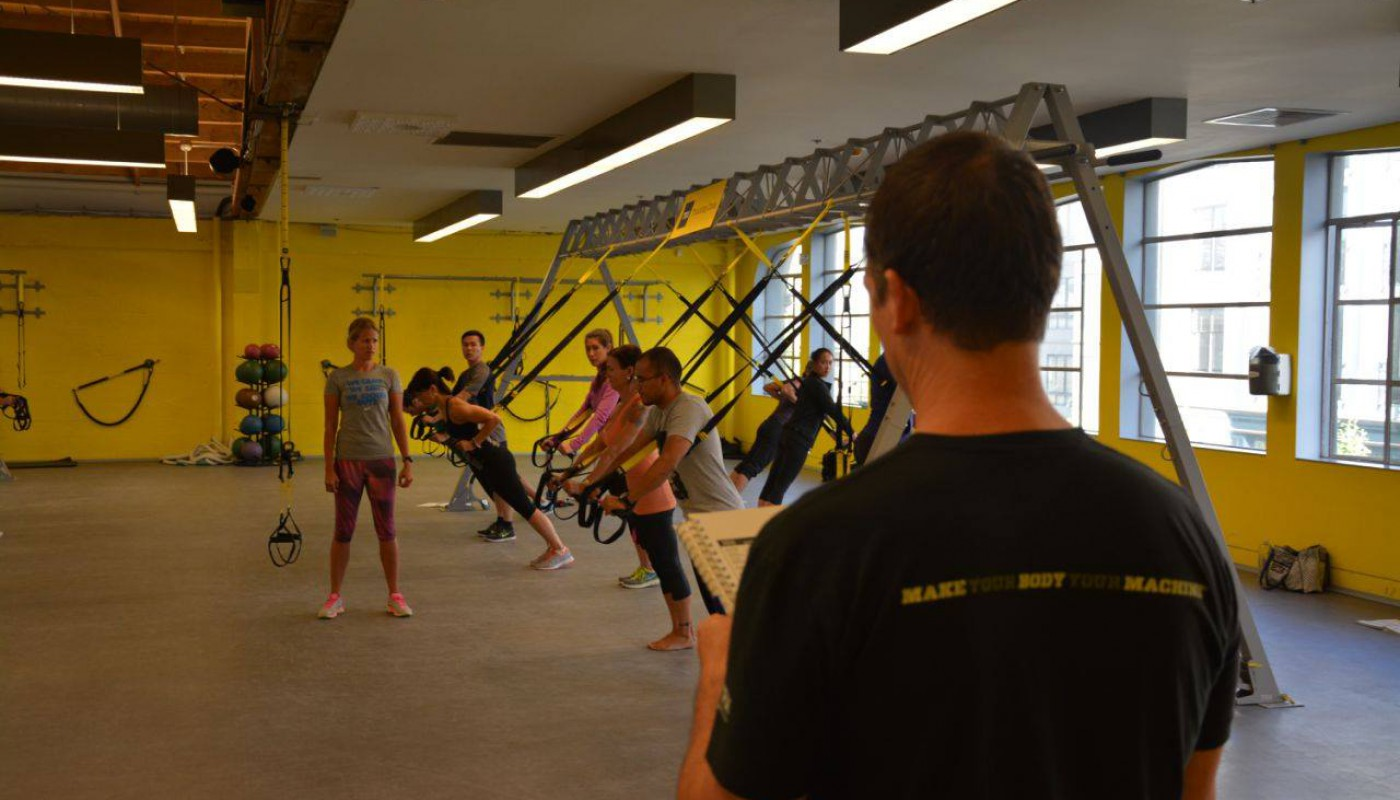 TRX Sports Medicine Suspension Training Course